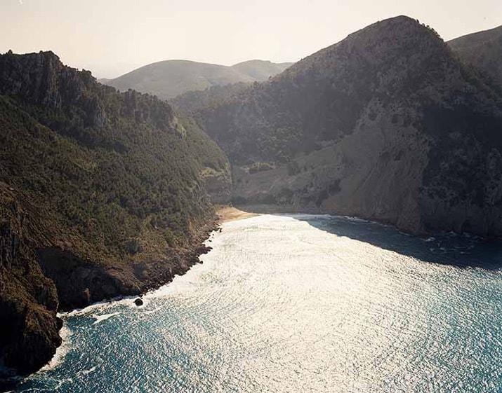 Coll Baix Nudist Beach,Alcudia